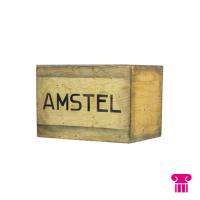Amstel kratje hout