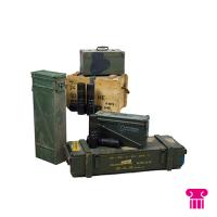 Set munitie kistjes