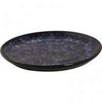 Bord Bama Blue, Ø 21 cm