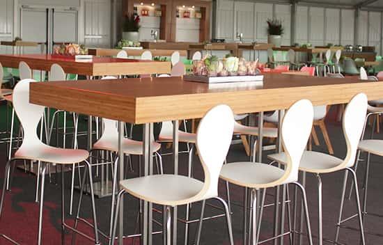 Idées de cuisine tafel en stoelen verhuur rotterdam idées cuisine