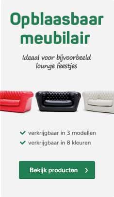 Heman - Opblaasbaar meubilair